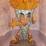 friet museum - cartoccio patate fritte