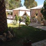 Garden villa olga