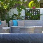 Pool / garden furniture