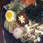 Udon Noodles!