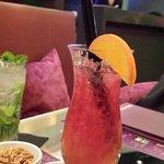Bar do Hotel Drink de boas vindas !