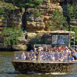 Wildthing Jet Boat Touring Rock Formations