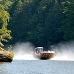 Wildthing Jet Boat World Class Wisconsin River