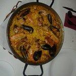 Mitica paella