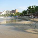 Beach from far end