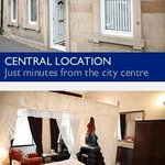 Just minutes away from Edinburgh city centre with excellent value