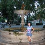 Очередной фонтан
