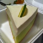 Key Lime Pie to go