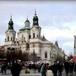 Церковь Св.Николая на Староместской площади