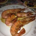 excellent prawns