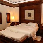Our Serambi room