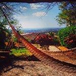view from la cabina Amistad