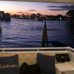 View of Restaurant from Boat
