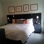 Rm 241 Jr Suite New Building Bedroom