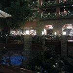 View from Atrium Cafe