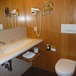 Banheiro do quarto 204