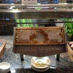Breakfast @ Lindbergh - honey station