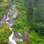 Waterfall on Side trip