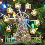 Circus Christmas Tree