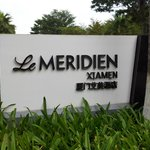 Le MERIDIEN! Two thumbs up!!!