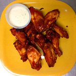 Award Winning Sweet & Spicy Wings!