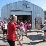Half Corked Marathon racers at Stoneboat