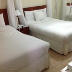 White room - Double with queen size beds