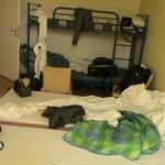 Nossa bagunça no quarto