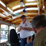 Introduction to the Old Town Trolley by guide Richard