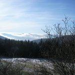 Blick ins weite Tal (Jan. 2014)