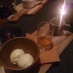 whisky dessert