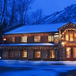 Winter at the Inn on the Creek, Jackson Hole Bed and Breakfast