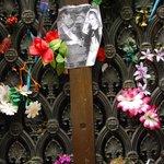 Evita Peron's Mausoleum.