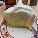 fluffy light yummy lilikoi pie