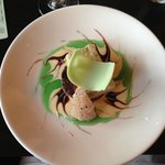 Licorice dessert - not to be missed!