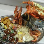 Seafood Platter Deluxe