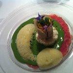 Dry Age Beef- Feldsalat- Curry