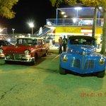 Desfile de carros