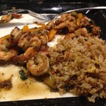 Shrimp and Chicken @The Wok