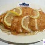 Golden Lemon Chicken