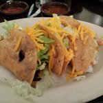 Old-Fashioned Chicken Tacos