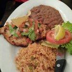 Monterrey Chicken Platter