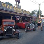 Photo de Warhorse Saloon Restaurant &Bar