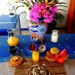 Quinta Lili Breakfast