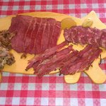 Variety of Smoked Meats including Lean Tongue