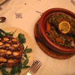 Pastilla & Beef Tagine