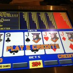 Video poker bars!