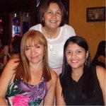 Cristina, Ana Maria e Solange