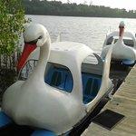 2 Boote liegen bereit
