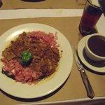 Main course: Conchinita pibil